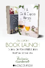 BOOK LAUNCH - QUICK CUPPA HERBAL