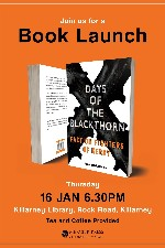 Days of the Blackthorn - Book Launch