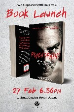 Psychopath? - Stephen McWilliams