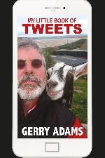 Book signing - Gerry Adams Liam Ruiseal's Cork 22 July