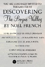 Book Launch - Discovering the Boyne Valley by Noel French