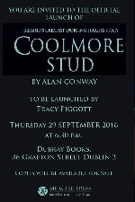 Book Launch - Coolmore Stud, Dubray Books 29 September