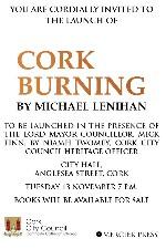 Book Launch - Cork Burning