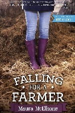Press Release - Can a born and bred townie who falls in love with a farmer learn to live with the realities of the farming life?