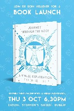 Journey Through the Body - Book Launch