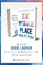 BOOK LAUNCH - THE MIDDLE PLACE