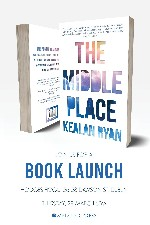 BOOK LAUNCH THE MIDDLE PLACE