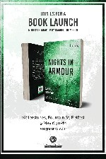 BOOK LAUNCH - NIGHTS IN ARMOUR