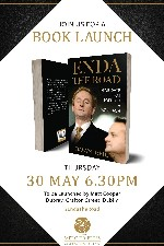 BOOK LAUNCH - ENDA THE ROAD