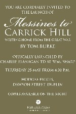 Book Launch - Messines to Carrick Hill: Writing Home from the Great War