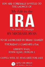 Book Launch - Micheal Ryan My Life in the IRA