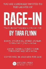 Book Launch - Rage-In: The Trolls and Tribulations of Modern Life