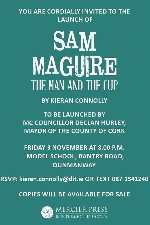 Book Signing - Sam Maguire, the Man and the Cup