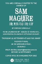 Book Launch - Sam Maguire, the Man and the Cup