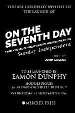 Book Launch - On the Seventh Day
