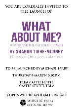 Book Launch - What About Me? Women and the Catholic Church