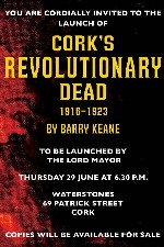 Book Launch - Cork's Revolutionary Dead