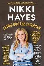 New Release - Crying into the Saucepan