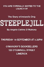 BOOK LAUNCH- THE STORY OF IRELAND'S ONLY STEEPLEJILL