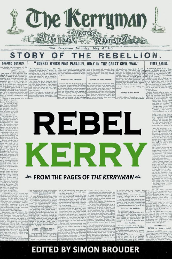 Irish county books mercier press ireland rebel kerry fandeluxe Gallery