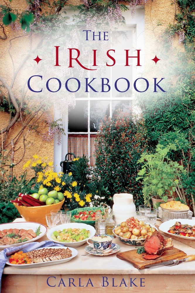 Food Book Cover Ireland : Irish cookbook author carla blake