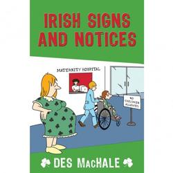 Irish Signs and Notices