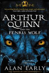 Arthur Quinn and the Fenris Wolf: Father of Lies Chronicles.