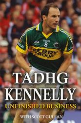 Tadhg Kennelly Unfinished Business
