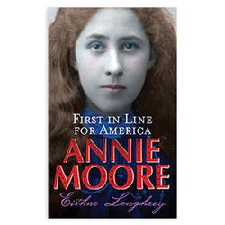 Annie Moore: First in...