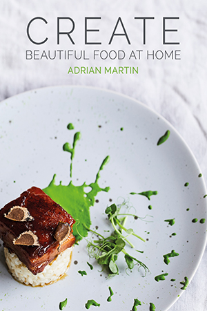 Create <br/> Beautiful Food at Home
